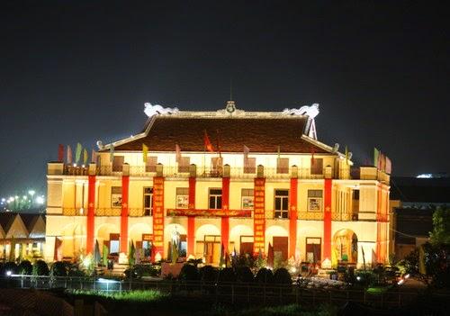 Ben Nha Rong (Ho Chi Minh Museum)