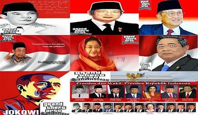 FOTO -FOTO PRESIDEN & WAKIL PRESIDEN INDONESIA PERTAMA 59
