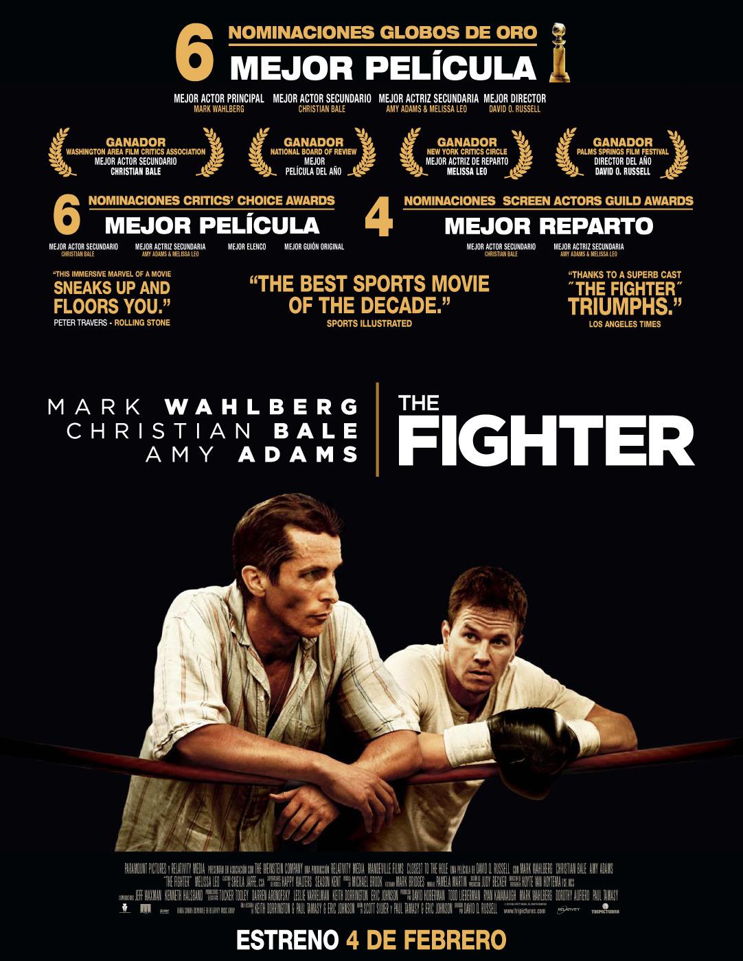 El peleador - (2010) - Review Propio