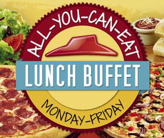 Buffet hut coupons