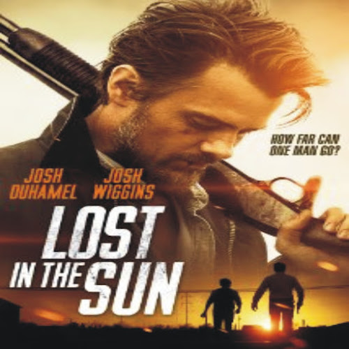 Poster Of Hollywood Film Watch Online Lost in the Sun 2015 300MB BRRip 480P HD In English Free Download