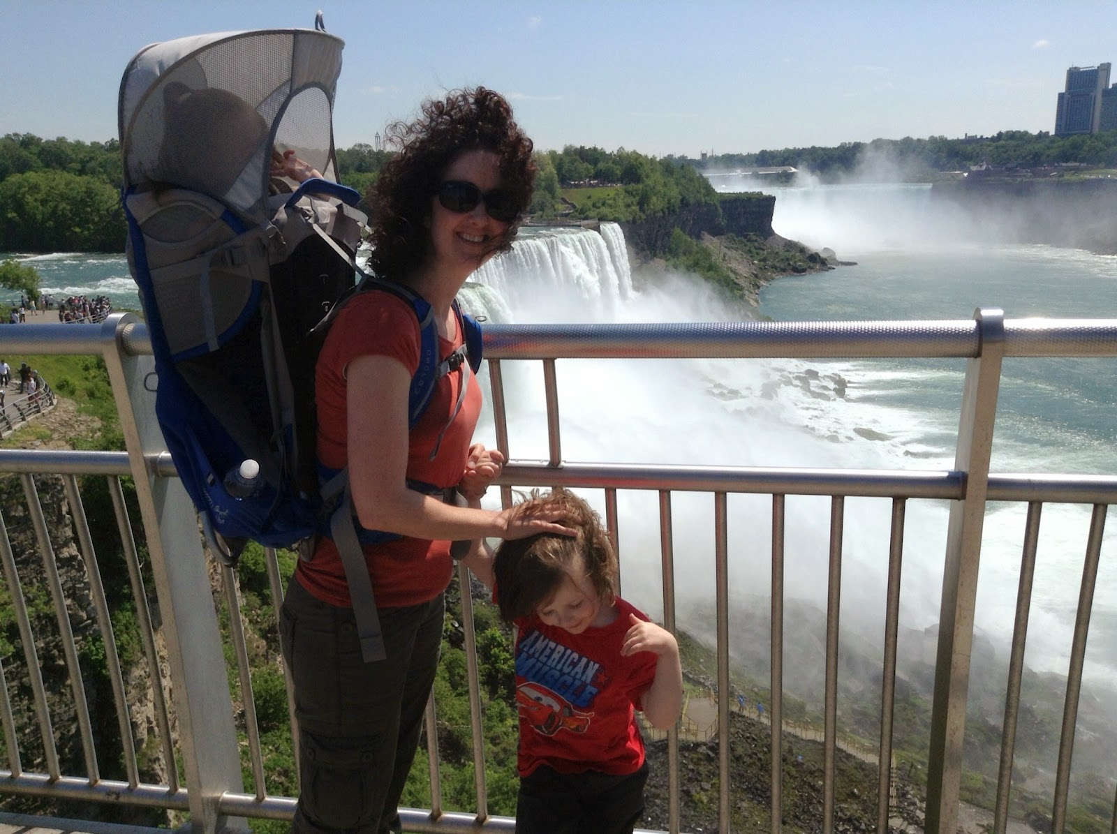Filling Your Family's Bucket! The benefits of SIMPLE family vacations.