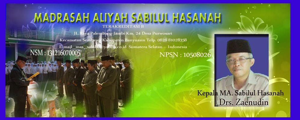 MADRASAH ALIYAH SABILUL HASANAH