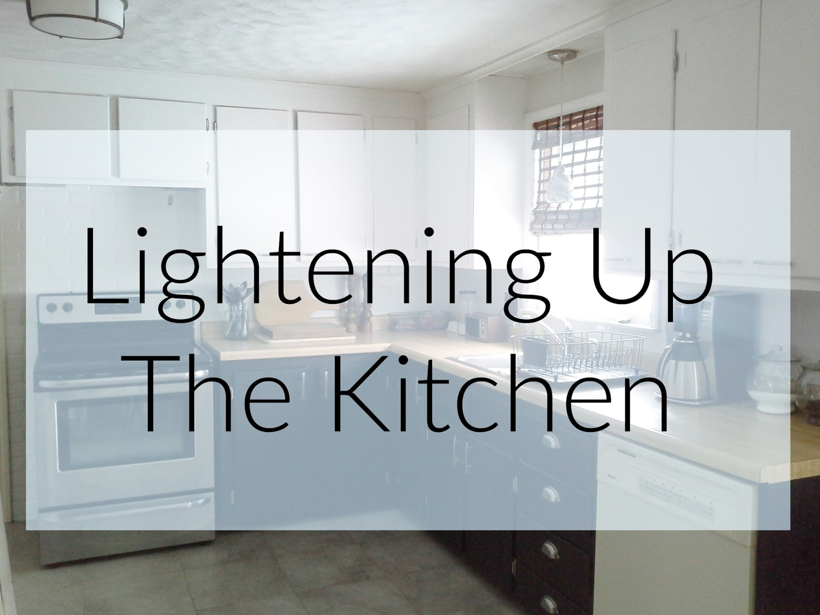 Lilly\'s Home Designs: Lightening Up The Kitchen