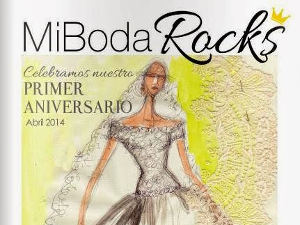 ¡Lee gratis el 5º número de Mi Boda Rocks!