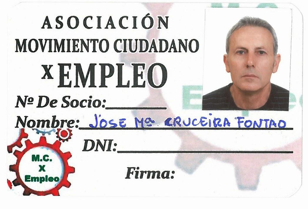 JOSE MARIA CRUCEIRA FONTAO
