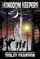 bookcover of DISNEY AFTER DARK (Kingdom Keepers #1) by Ridley Pearson