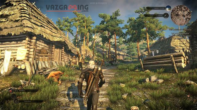 The Witcher 3 Wild Hunt Gameplay 1