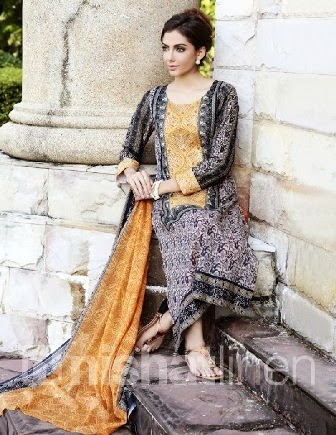 Nishat Spring Collection 2013-15 for Women