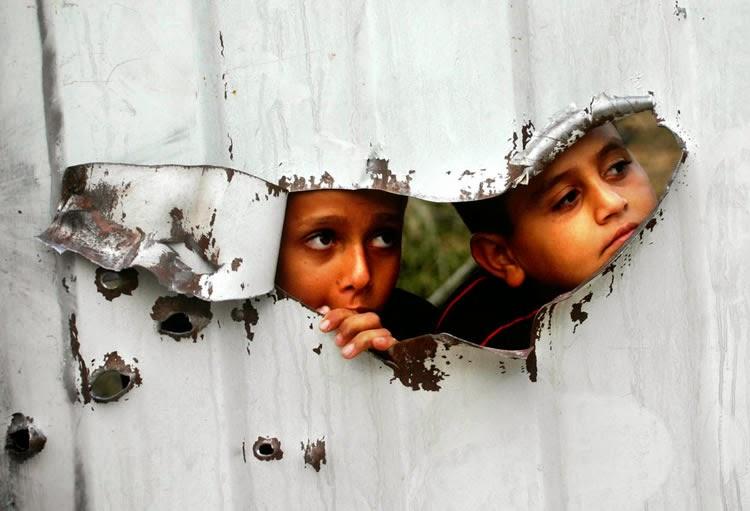 Poema Palestino y Apartheid del agua