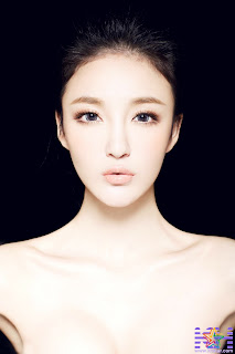 Actress Liu Yuxin