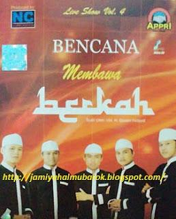 Album Bencana Membawa Berkah - Annasyidusshofa Group ( 2011 )