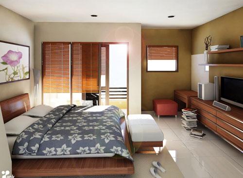 design interior kamar minimalis