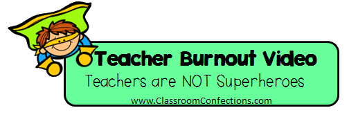 surviving teacher burnout Teaching can be a stressful job this article focuses on the top 10 things you can do to combat teacher burnout.