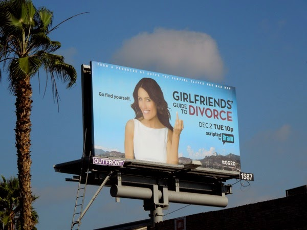 Girlfriends Guide to Divorce season 1 billboard