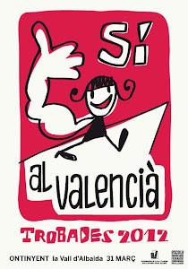 31 de març, a Ontinyent, 25a Trobada d'escoles en Valencià a la Vall d'Albaida.