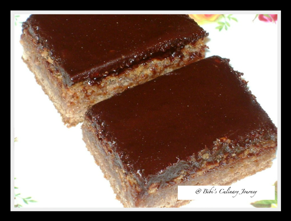 Raspberry Truffle Brownies Recipe — Dishmaps