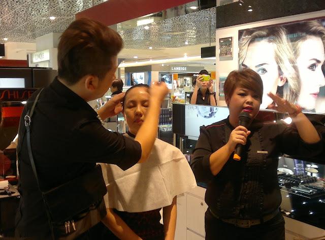 Shiseido Beauty Party, Metro Paragon, Singapore