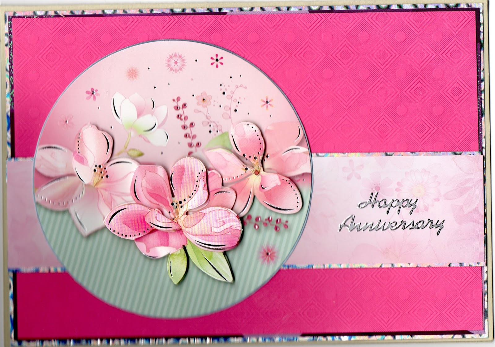 Filovescrafting: busy week crafting anniversary cards christmas