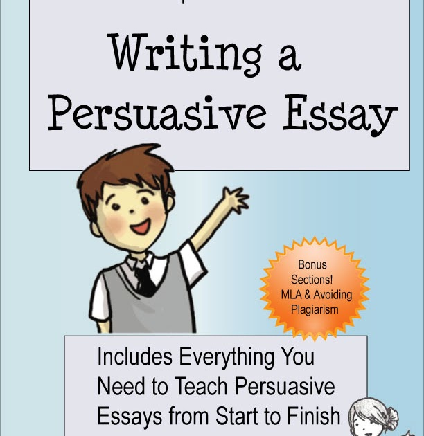 writing a pursuasive essay