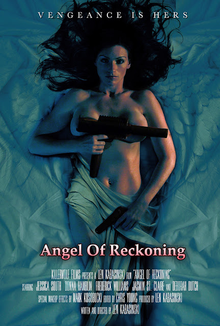 Angel Of Reckoning, Killerwolf Films, Len Kabasinski, cyoungmedia, Chris Young