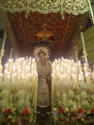 Virgen del Triunfo (Hdad de la Resurrección, GRANADA)