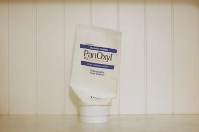 panoxyl 10% benzoyl peroxide acne foaming wash