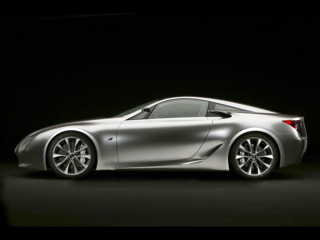 Lexus Lfasportsca