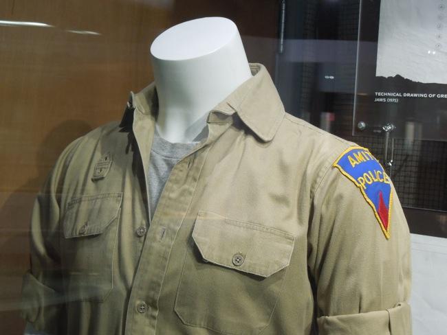 Roy Scheider Amity Police uniform Jaws