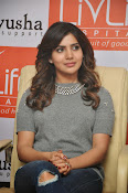 Samantha Glam pics at Pratyusha NGO Event-thumbnail-9