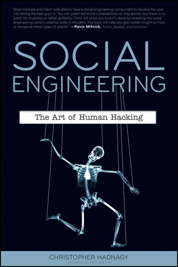 [PDF] Social Engineering - Art of Human Hacking