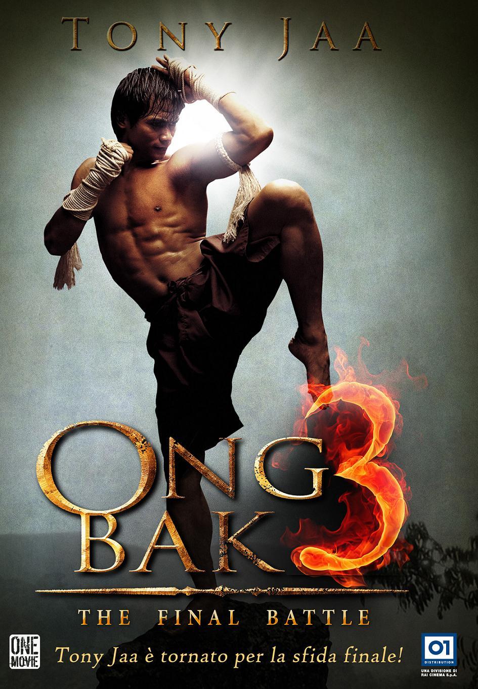 Ong Bak 3 (2010) ταινιες online seires xrysoi greek subs