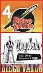 Diego Valor nº 4