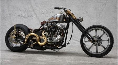 Motor Harley Unik