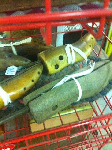 antique shoe filtres