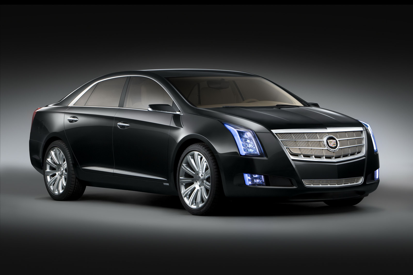the top cars ever 2013 cadillac xts. Black Bedroom Furniture Sets. Home Design Ideas
