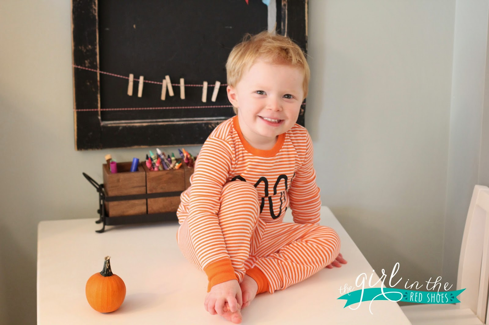 Halloween Pajama Party! | The Girl in the Red Shoes