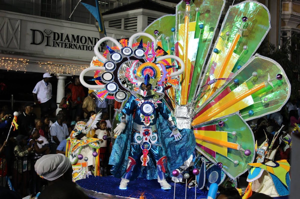 2015 Boxing Day Junkanoo Parade