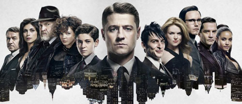 Gotham Season 2 New Promo and Posters