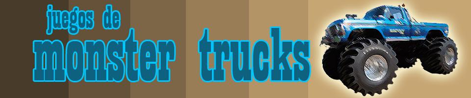 juegos de monster trucks