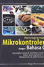 toko buku rahma: buku PEMROGRAMAN MIKROKONTROLER DENGAN BAHASA C, pengarang bagus hari sasongko, penerbit andi offcet