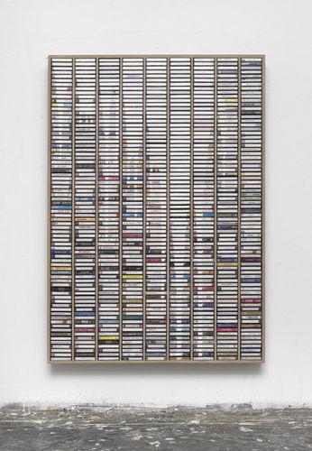 Gregor Hildebrandt: Utilizando de nuevo al cassette