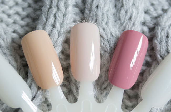 Opi Nail Envy Colors Swatches