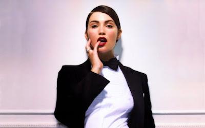 English Sexy Actress Gemma Arterton Wallpaper