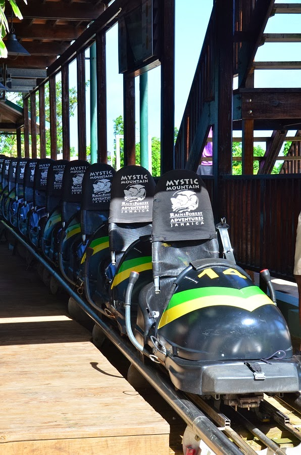 Mystic Mountain Bobsled Jamaica