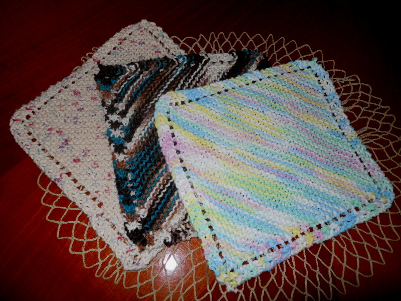 Diamon Naturals Of Good Friends And Dishcloths
