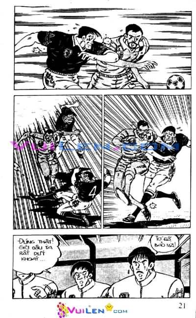 Jindodinho - Đường Dẫn Đến Khung Thành III Tập 60 page 21 Congtruyen24h
