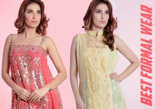 Pakistani Formal Designs 2014-2015