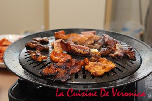 La Cuisine De Veronica 韓國燒烤