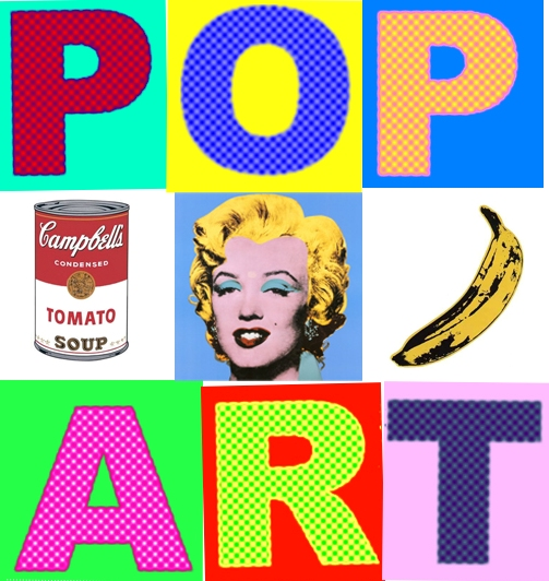 Pop ArtAndy Warhol Pop Art
